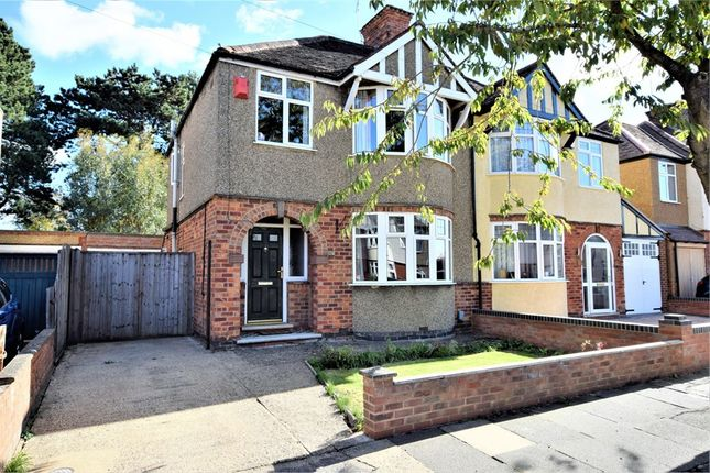 Thumbnail Semi-detached house for sale in Bush Hill, Northampton