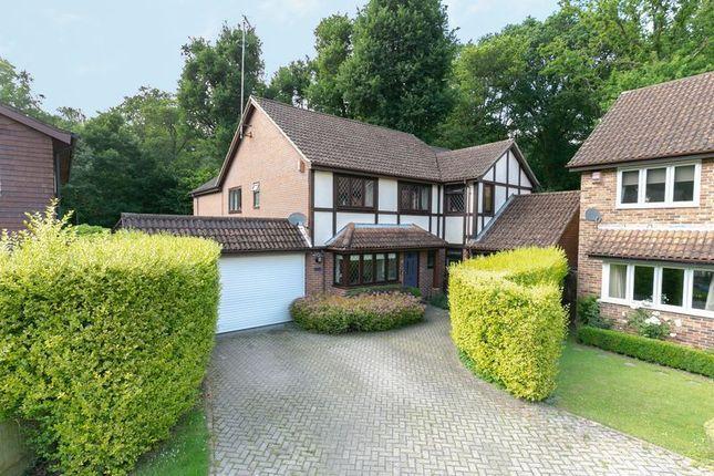 Thumbnail Detached house for sale in Bridgelands, Copthorne, West Sussex