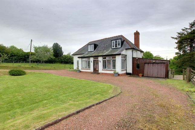 Thumbnail Detached house for sale in The Croft, Canonbie, Dumfries And Galloway