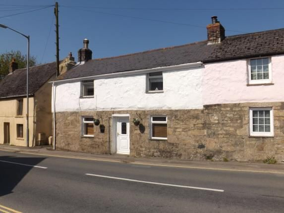 Thumbnail End terrace house for sale in Fraddon, St. Columb, Cornwall