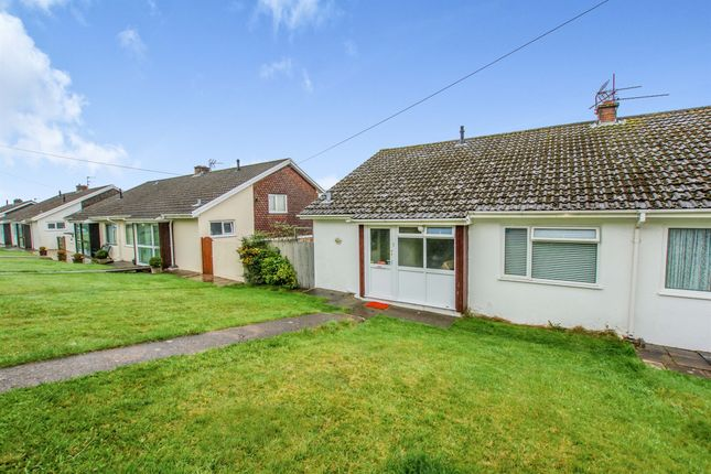 Thumbnail Semi-detached house for sale in Oakfield, Caerleon, Newport