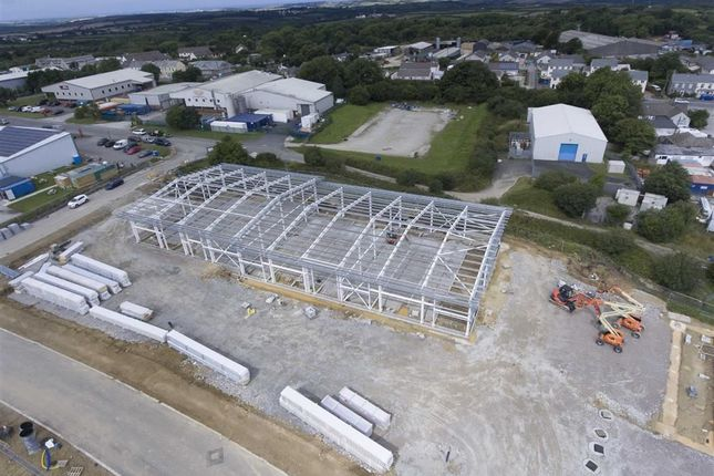 Thumbnail Light industrial to let in Various Units, Business Park, Indian Queens, Cornwall