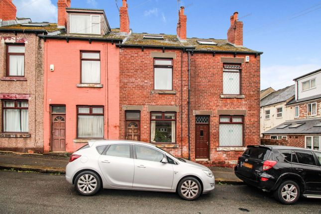2 bed terraced house for sale in Coates Street, Sheffield S2
