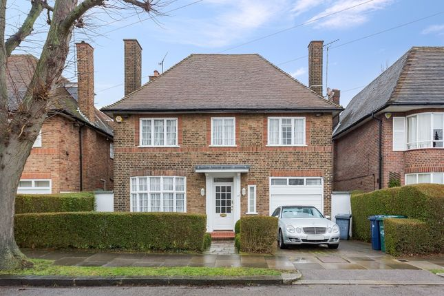 Thumbnail Flat for sale in Linden Lea, Hampstead Garden Suburb