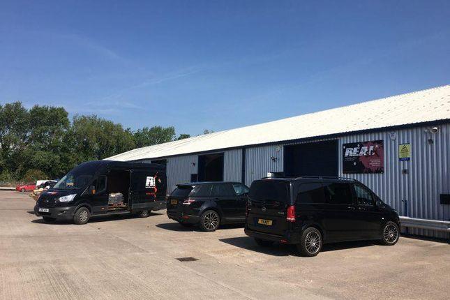 Thumbnail Light industrial to let in Unit 9B, Freemans Parc, Penarth Road, Cardiff