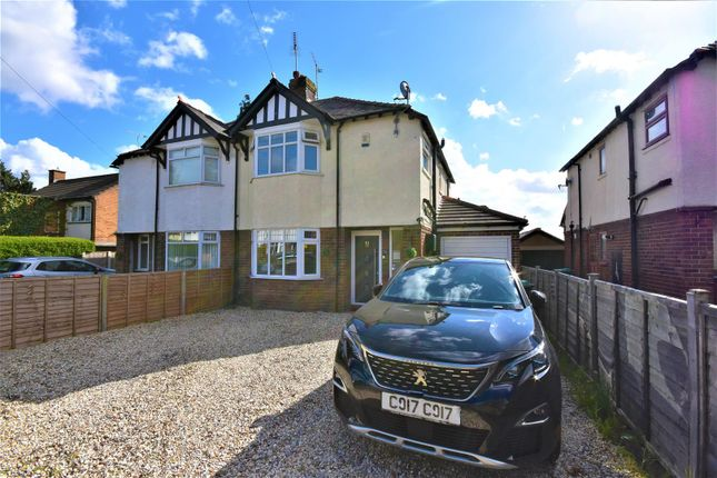 Thumbnail Semi-detached house for sale in Sandway Road, Wrexham