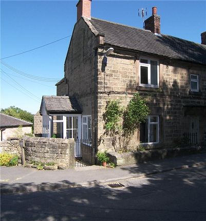 Thumbnail End terrace house for sale in Church Street, Holbrook, Belper