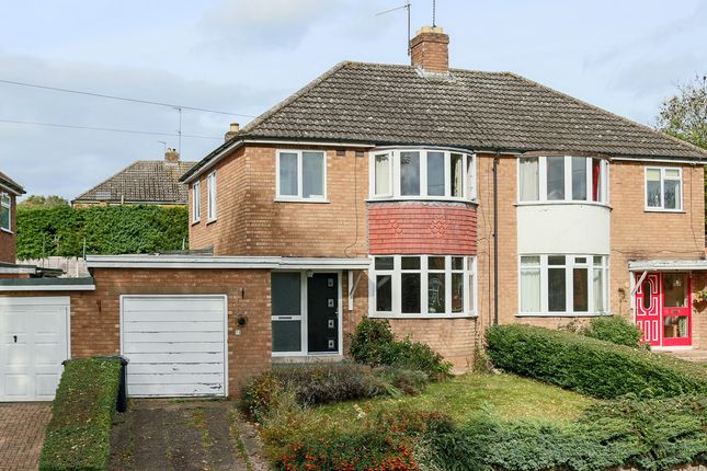 Thumbnail Semi-detached house for sale in Crabbs Cross Lane, Redditch
