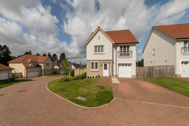 Thumbnail Detached house for sale in Willowgate Drive, Kinnoull, Perth
