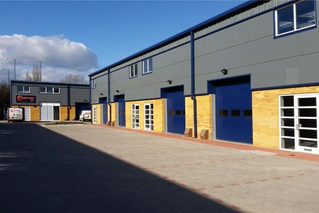 Thumbnail Light industrial to let in Unit Glenmore Business Park, Portfield, Chichester
