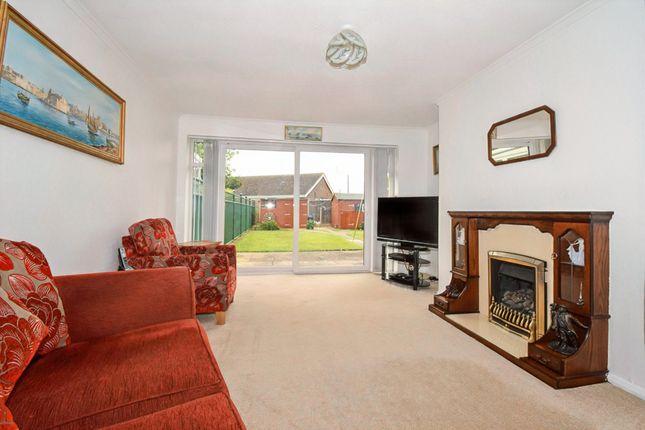 Thumbnail Semi-detached bungalow for sale in Rainsborough Gardens, Market Harborough