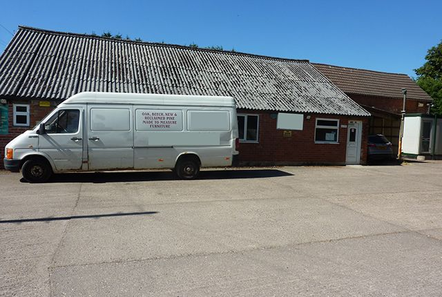 Thumbnail Light industrial for sale in Browns Lane, Keyworth