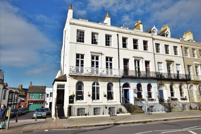 Thumbnail Terraced house for sale in 116 The Esplanade, Weymouth