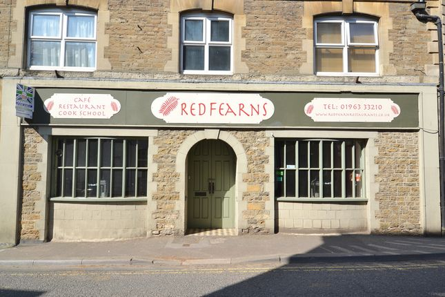 Thumbnail Restaurant/cafe for sale in Wincanton, Somerset