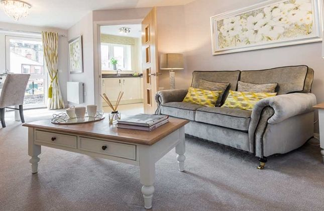 2 bed property for sale in 65 Uppergate Road, Sheffield S6