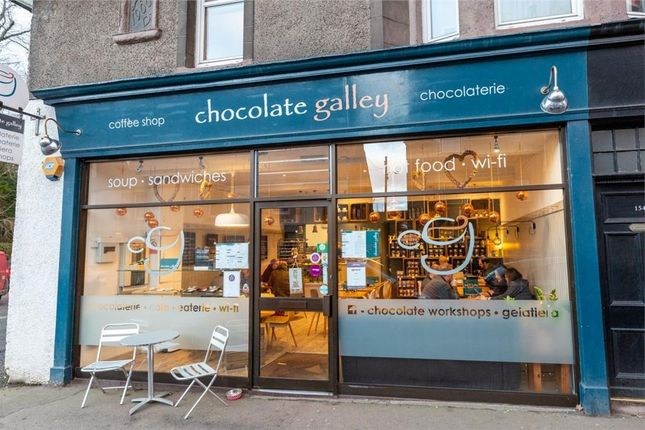Thumbnail Restaurant/cafe to let in 154 High Street, Auchterarder, Perth And Kinross