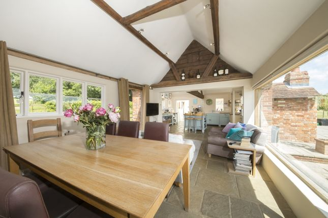 Thumbnail Detached house to rent in Well Street, Burghclere, Newbury