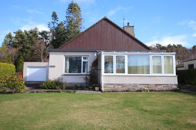 Detached bungalow for sale in Sanquhar Road, Forres