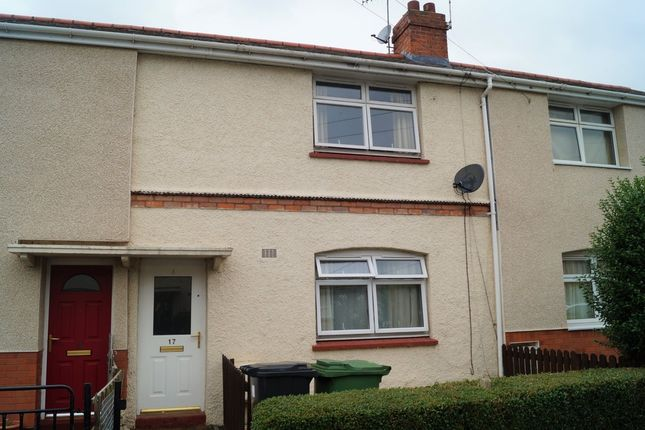 Thumbnail Terraced house for sale in Buck Street, Worcester
