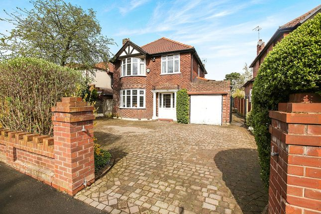 Thumbnail Detached house for sale in Gatley Road, Cheadle, Cheshire