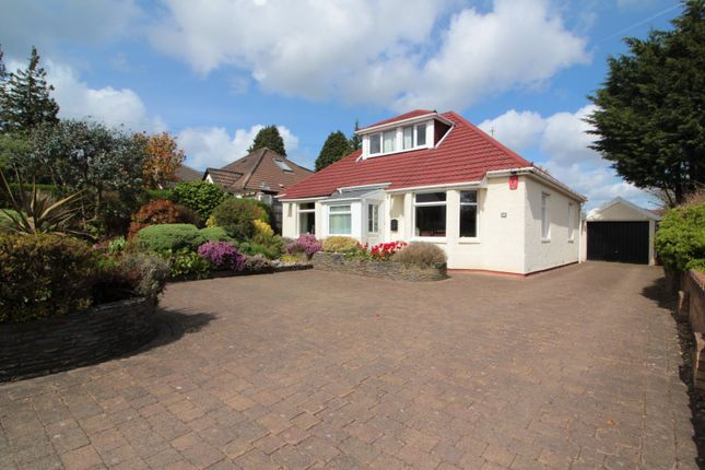Thumbnail Detached bungalow for sale in Heol Y Deri, Rhiwbina