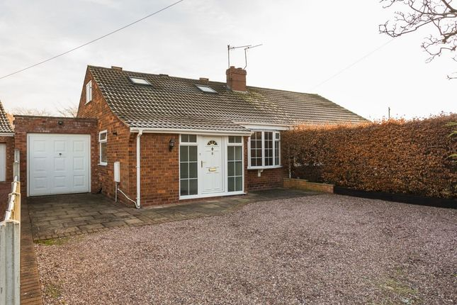 Thumbnail Bungalow for sale in Moor Way, Huntington, York