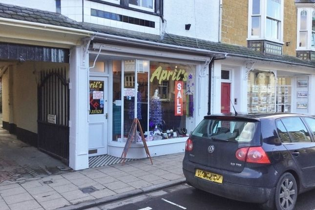 Retail premises for sale in 13 Fore Street, Castle Cary