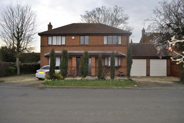 Thumbnail Detached house for sale in Gorse Lane, Leicester