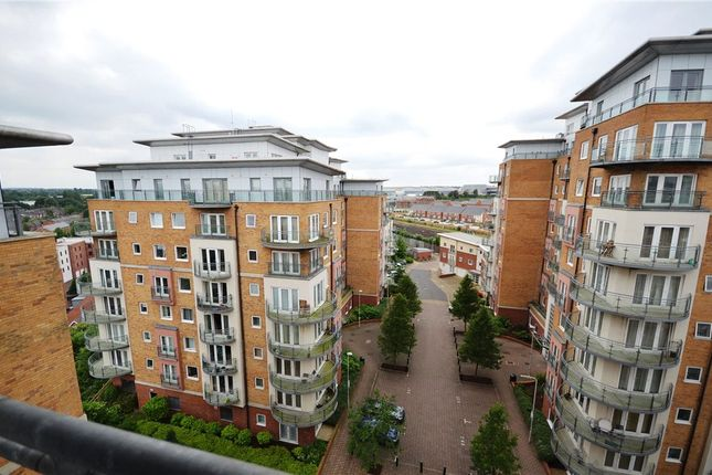 View From Flat of Winterthur Way, Basingstoke, Hampshire RG21