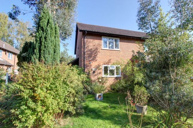 Thumbnail End terrace house for sale in Launcelyn Close, North Baddesley, Hampshire