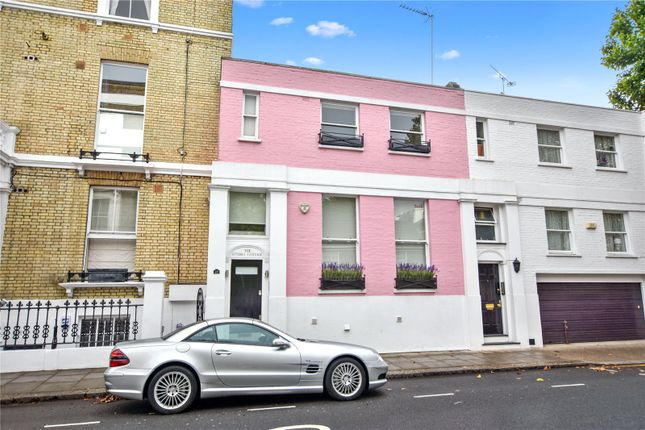Thumbnail Terraced house to rent in Hollywood Road, Chelsea, London