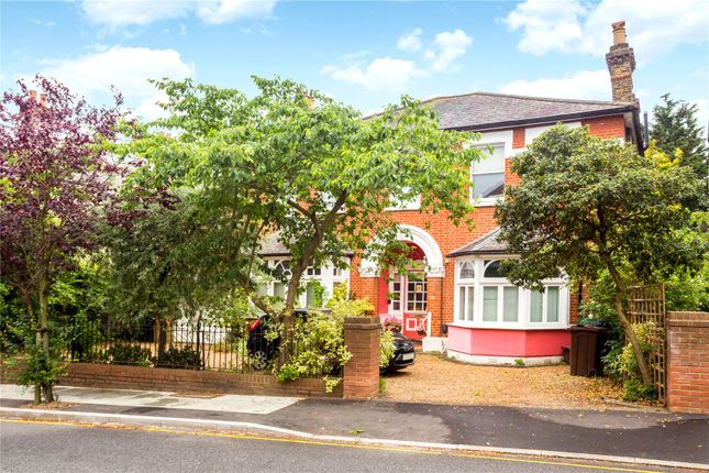Thumbnail Detached house for sale in Spencer Hill, London