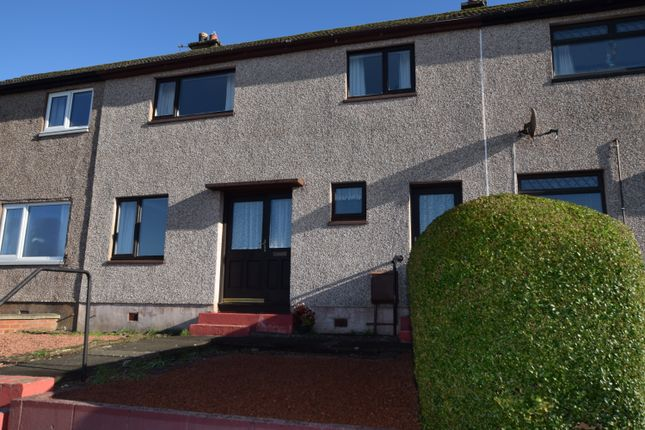Thumbnail Terraced house for sale in 85 Wallamhill Road, Locharbriggs, Dumfries