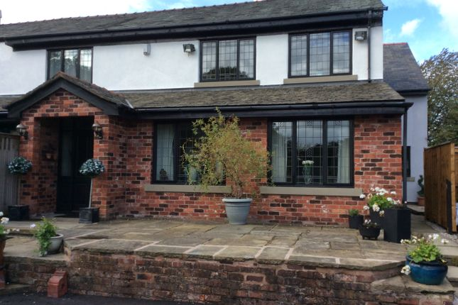Thumbnail Semi-detached house for sale in Stakehill Lane, Middleton, Manchester