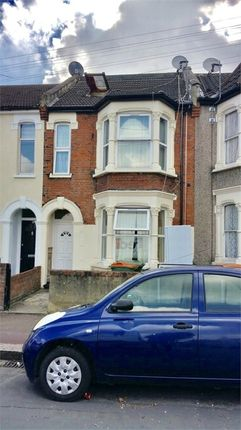 Thumbnail Terraced house for sale in Rectory Road, Manor Park, London