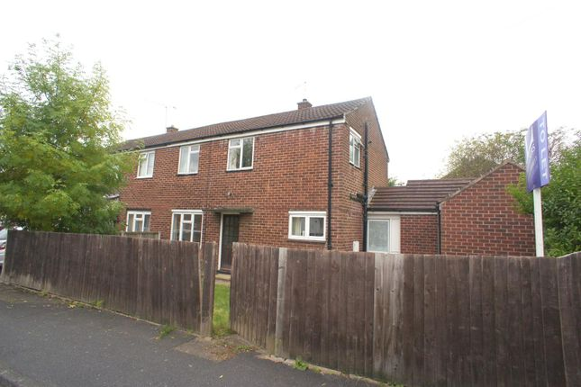 Thumbnail Property to rent in Hartshorne Road, Littleover, Derby