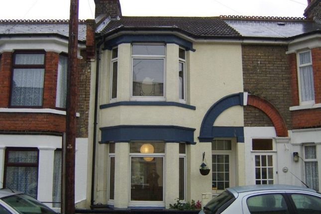 Thumbnail Terraced house to rent in Balfour Road, Dover
