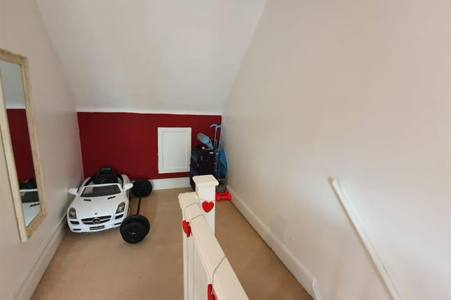 Second Floor Access