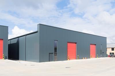 Thumbnail Warehouse for sale in Unit B Murdoch Court, Roebuck Way, Knowlhill, Milton Keynes