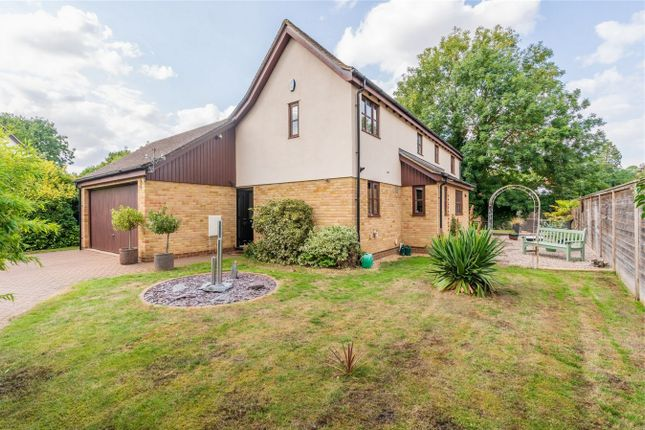 Thumbnail Detached house for sale in Allens Orchard, Brampton, Huntingdon