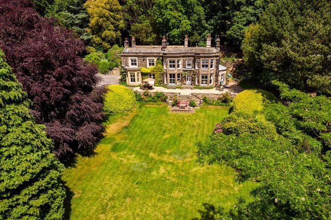 Thumbnail Property for sale in Cliffe House And Cliffe Cottage, Cragg Wood Drive, Rawdon