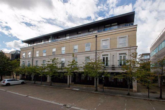 Thumbnail Flat to rent in Upper Fourth Street, Central Milton Keynes, Milton Keynes