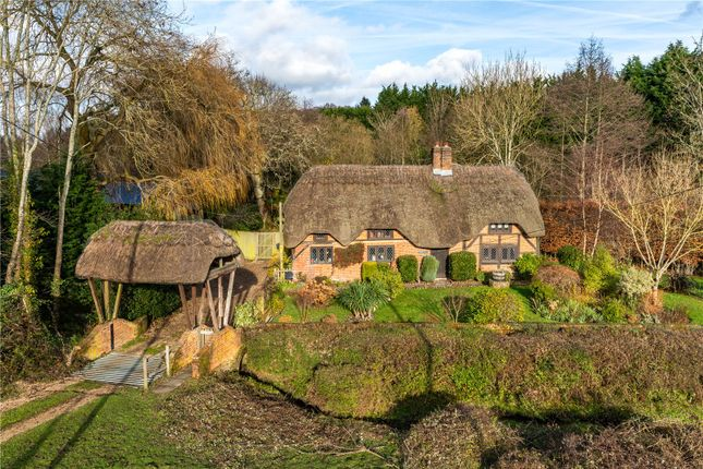 Thumbnail Detached house for sale in Brook, Lyndhurst, Hampshire