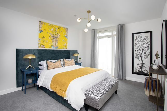 1 bed flat for sale in Cezanne Rd, Acton, London W3
