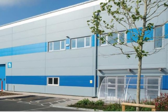 Thumbnail Light industrial to let in Axiom Phase 1, Unit 10 Orbital Park, Ashford, Kent