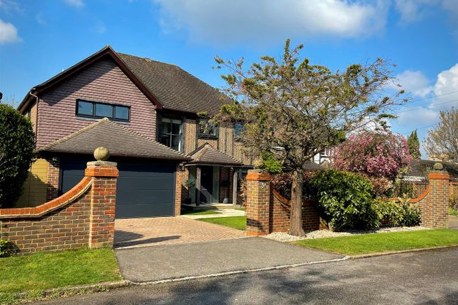 Thumbnail Detached house for sale in The Grove, Epsom