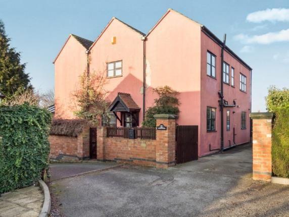 Thumbnail Detached house for sale in Carlton Vale Close, Carlton, Nottingham