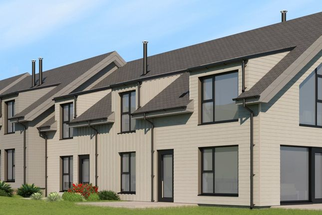Thumbnail End terrace house for sale in Plot 1, Pistyll, Gwynedd