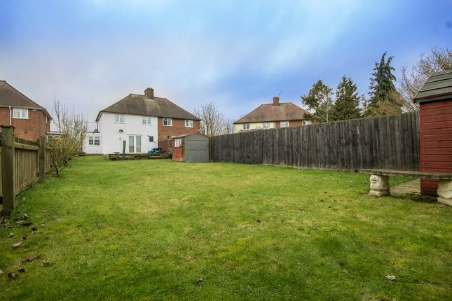 3 bed semi-detached house for sale in Alington Terrace, Horseheath, Cambridge