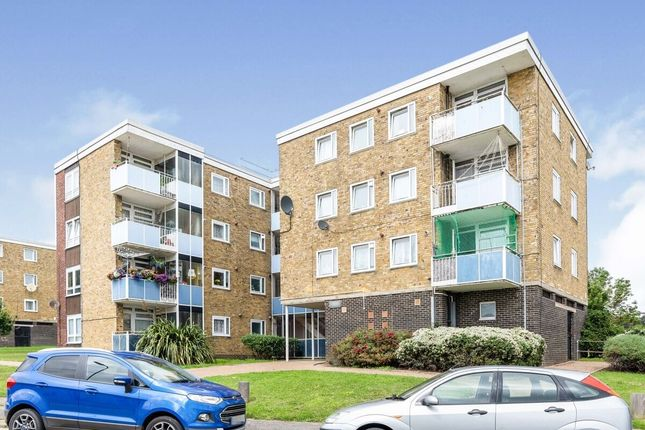 Thumbnail Flat to rent in Burke Drive, Southampton